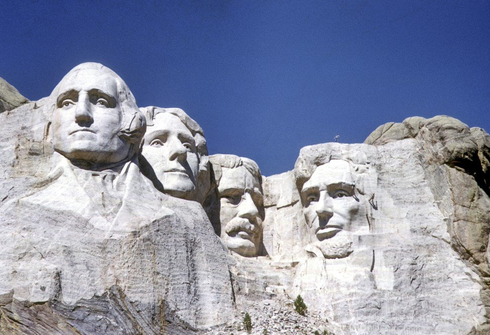 Free image of A picture of Mount Rushmore, South Dakota, USA