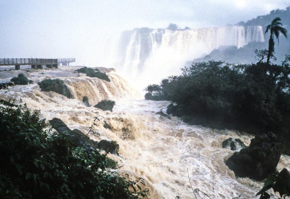 Free image of Image of Iguazu Falls, Brazil