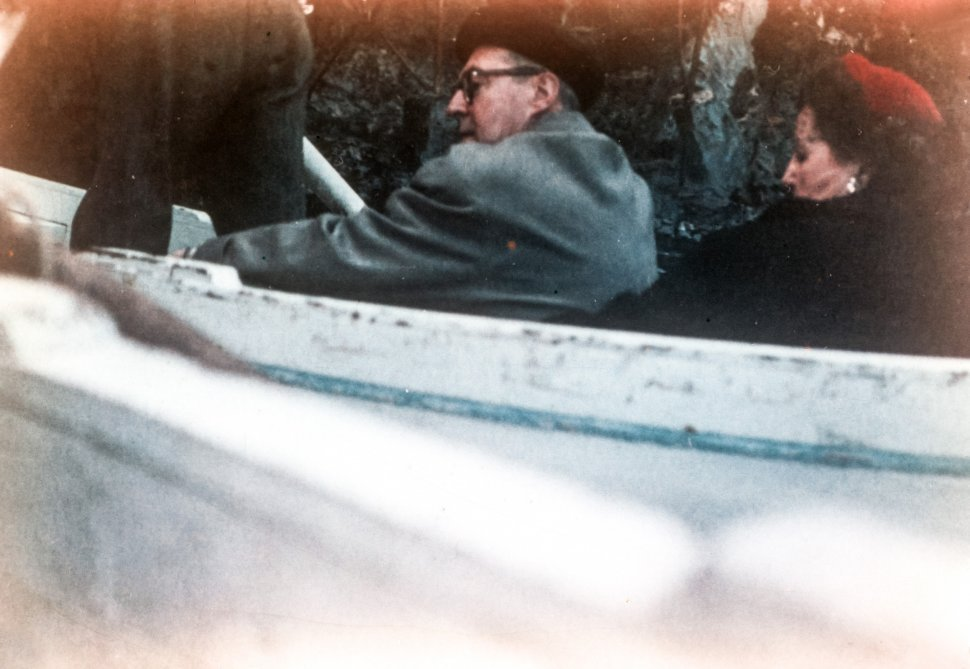 Free image of Close up of tourists in another gondola ride, Venice, Itaky