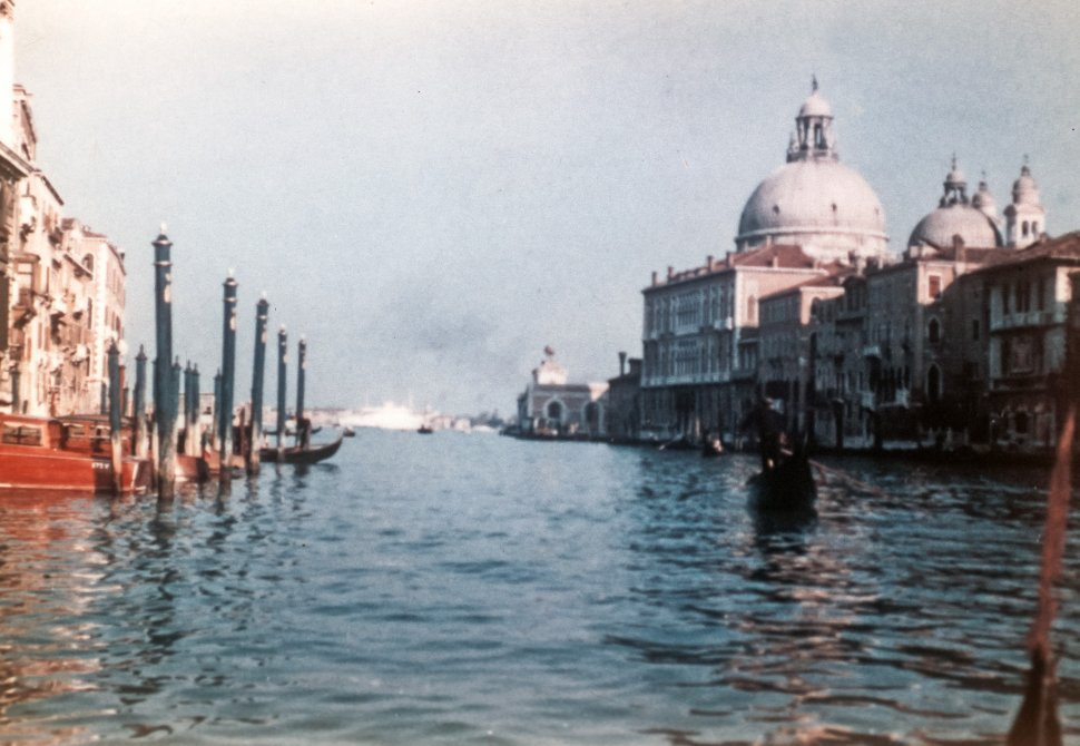 Free image of Canal and architecture, Venice, Italy