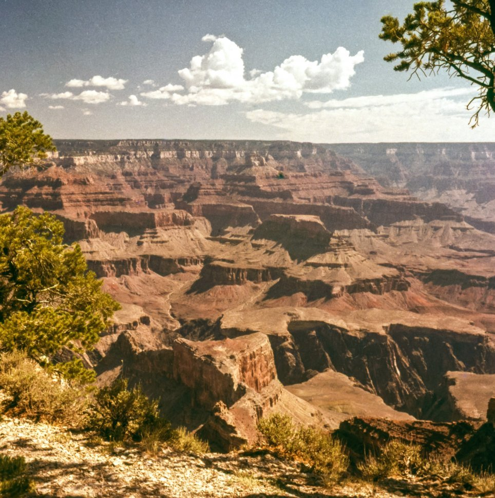 Free image of Aerial view of the Grand Canyon, Arizona, USA