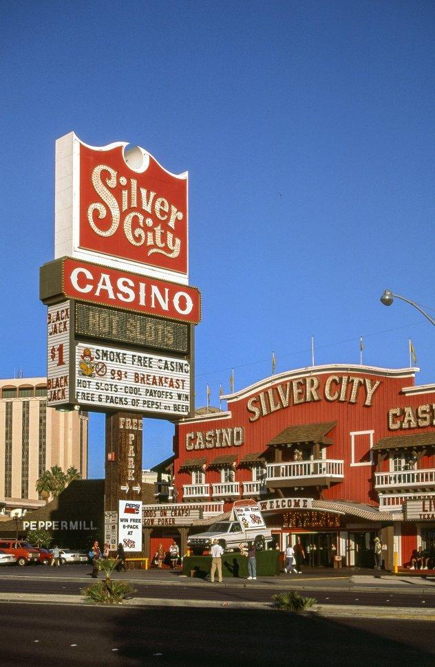 Silver city poker