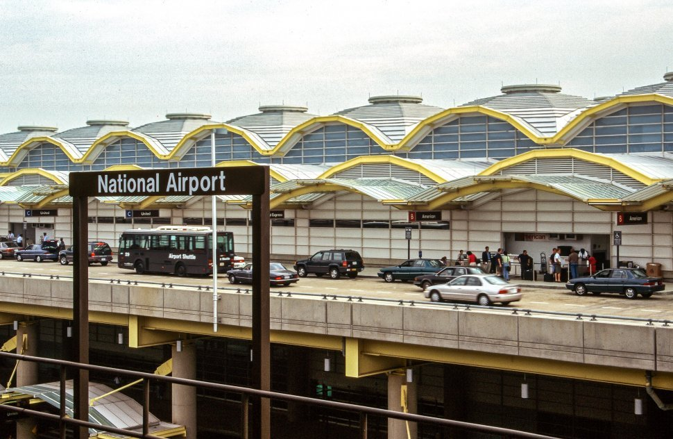 Free image of National Airport In Washington