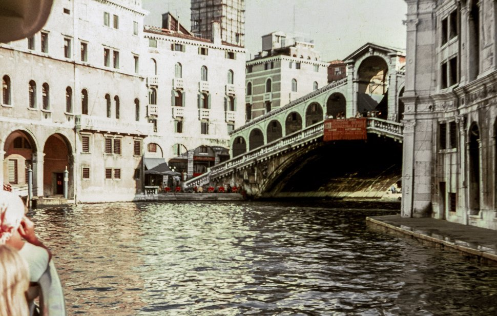 Free image of The Grand Canal in Venice, Italy