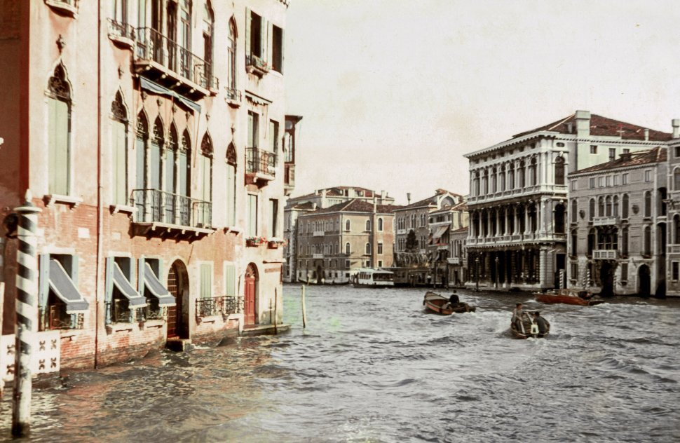 Free image of View of Grand Canal in Venice