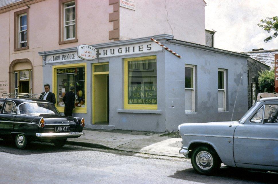 Free image of Hughie s Barber Shop in London