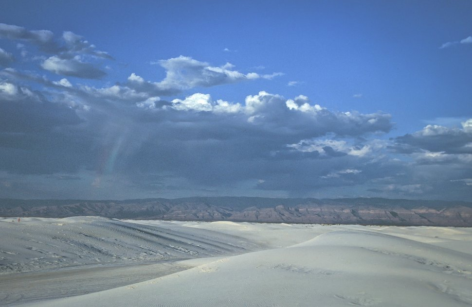 Free image of View of Desert, Southwestern United States