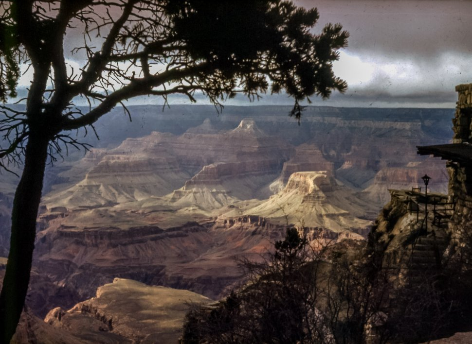 Free image of View of Grand Canyon National Park, Arizona